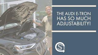 Audi E-Tron | The Weird Stuff
