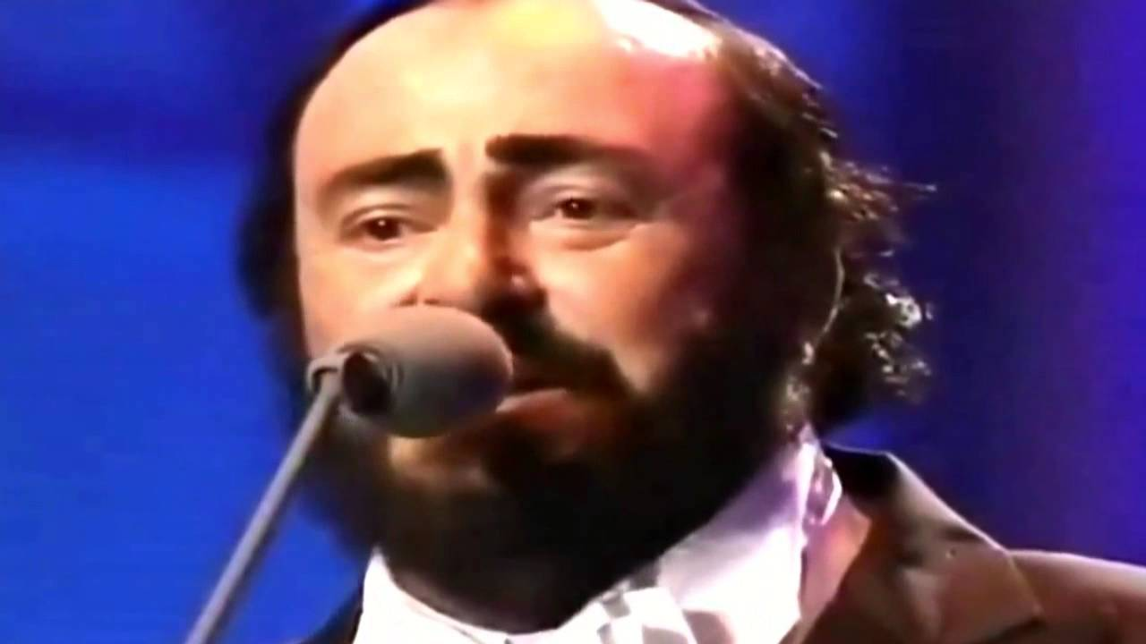 Barry White Pavarotti You Re The First The Last My