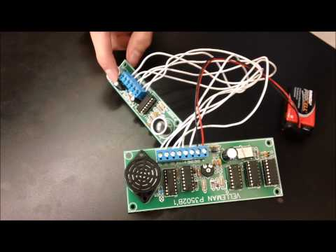 Dave's Ultrasonic Parking Sensor (Starter Project)