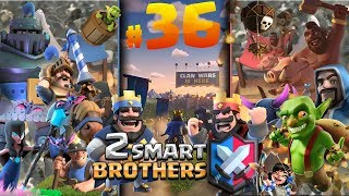 Clash Royale Clan Wars #36 Highlights [ 180704-06 ] 3rd