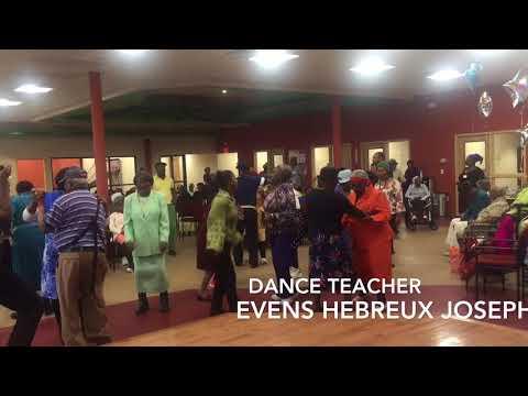 Wilson Deronette can you dance by EJ Dance Studio