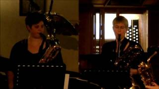 Gavotte et Double – Carillon and Sax Choir