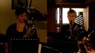 Gavotte et Double – Carillon and Sax Choir