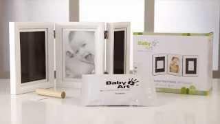 Video: Baby Art My Pure Touch Souvenir