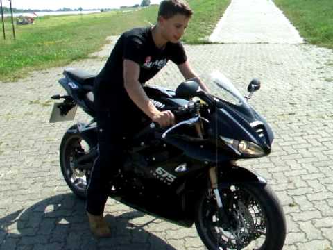 Triumph Daytona 675 Sound Youtube