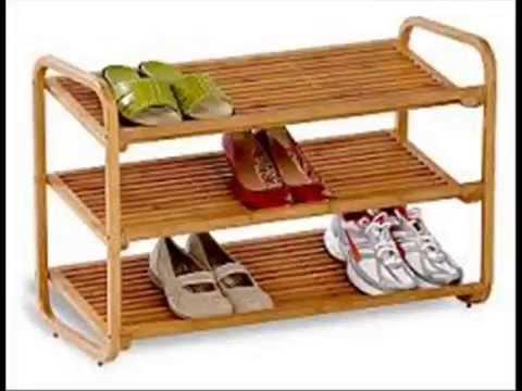 Como hacer un organizador de zapatos casero 2 youtube - Como hacer un organizador de zapatos casero ...
