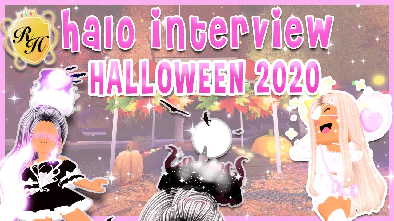 Halloween 2020 Interview INTERVIEW   HALLOWEEN HALO 2020 INTERVIEW HALO STORY ANSWERS
