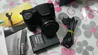Canon PowerShot SX410 IS - Mini DSLR Camera review