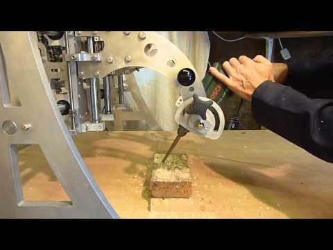 Clone 4D - Angled Drilling.
