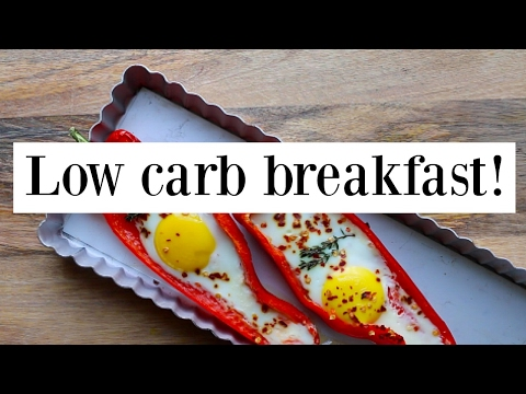 Awesome healthy low carb breakfast!