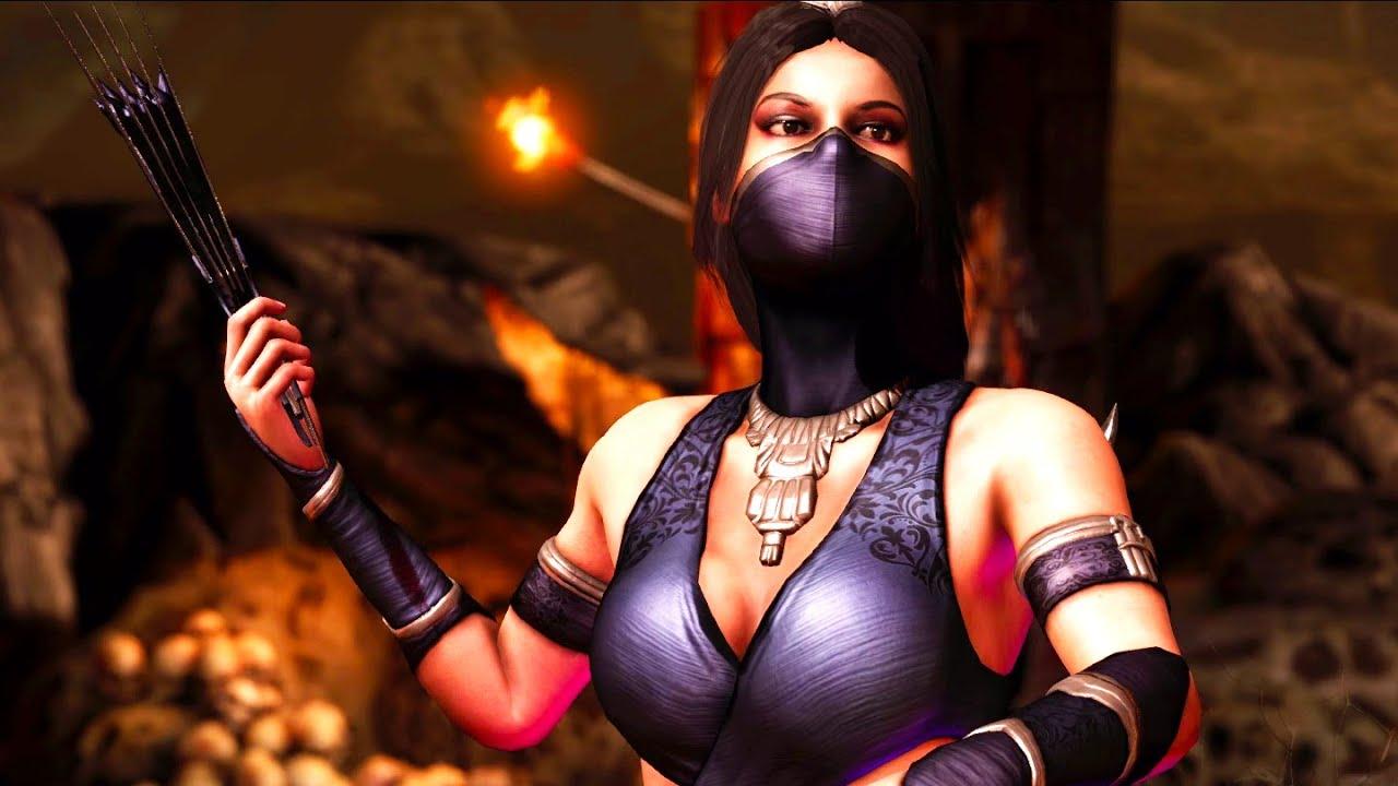 Mortal Kombat X Kitana Klassic Ladder On Hard No Matches Lost
