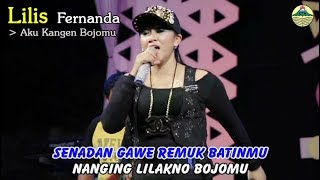 Aku Kangen Bojomu - Lilis Fernanda   |  [Official Video]   #music