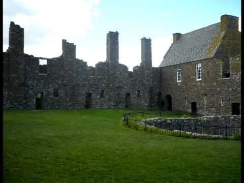Dunnottar Castle, part 1