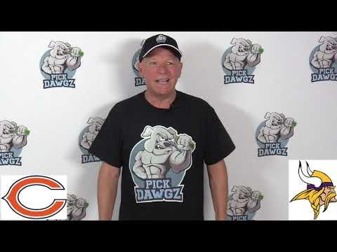 Chicago Bears vs Minnesota Vikings NFL Pick and Prediction 12/29/19 Week 17 NFL Betting Tips