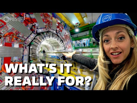 Inside the World's Largest Science Experiment