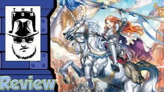 Unicornus Knights Review - with Tom Vasel