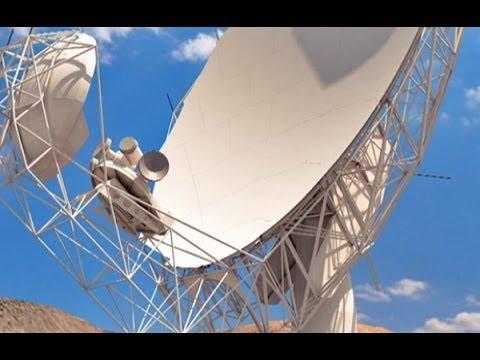 Meerkat radio to become world's most powerful telescope