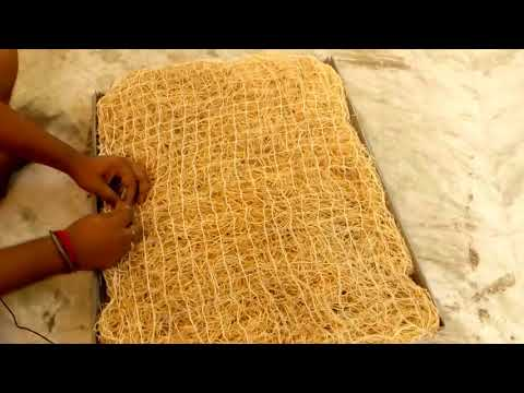 How to change Plastic Body Air cooler  Ghass/Grass (Wood Wool Pad) in Hindi || Jitendra