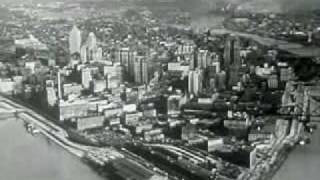 Golden Triangle - Pittsburgh 1955