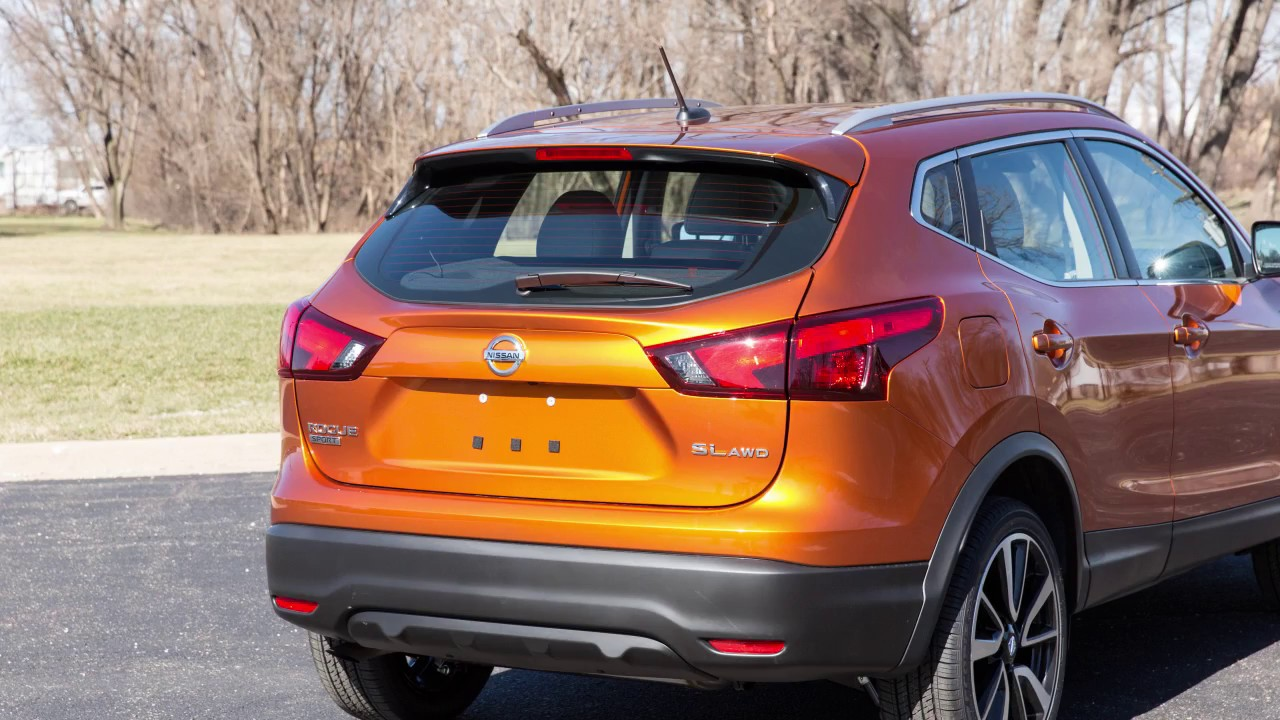 Nissan Rogue Owners Manual: Liftgate