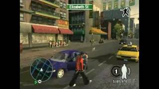 True Crime: New York City PlayStation 2 Trailer - Gameplay