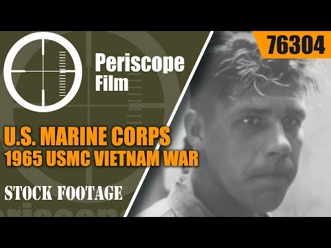 U.S. MARINE CORPS 1965  USMC  VIETNAM WAR  DOMINICAN REPUBLIC  76304
