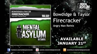 Bowdidge & Taylor - Firecracker (Angry Man Remix) [MA009] [Available January 21st]