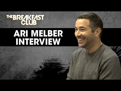Ari Melber On Today's Political Climate + Deciding What Rappers To Have On His Show