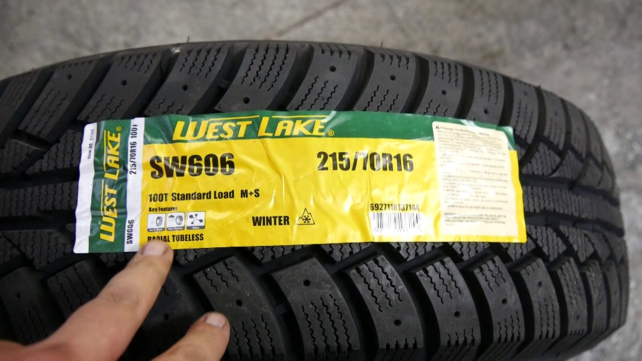 Westlake Sw606 Snow Tire Review Should I Buy Them Youtube