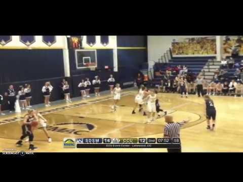 Hardrocker WBB Highlights at Colorado Christian Univeristy