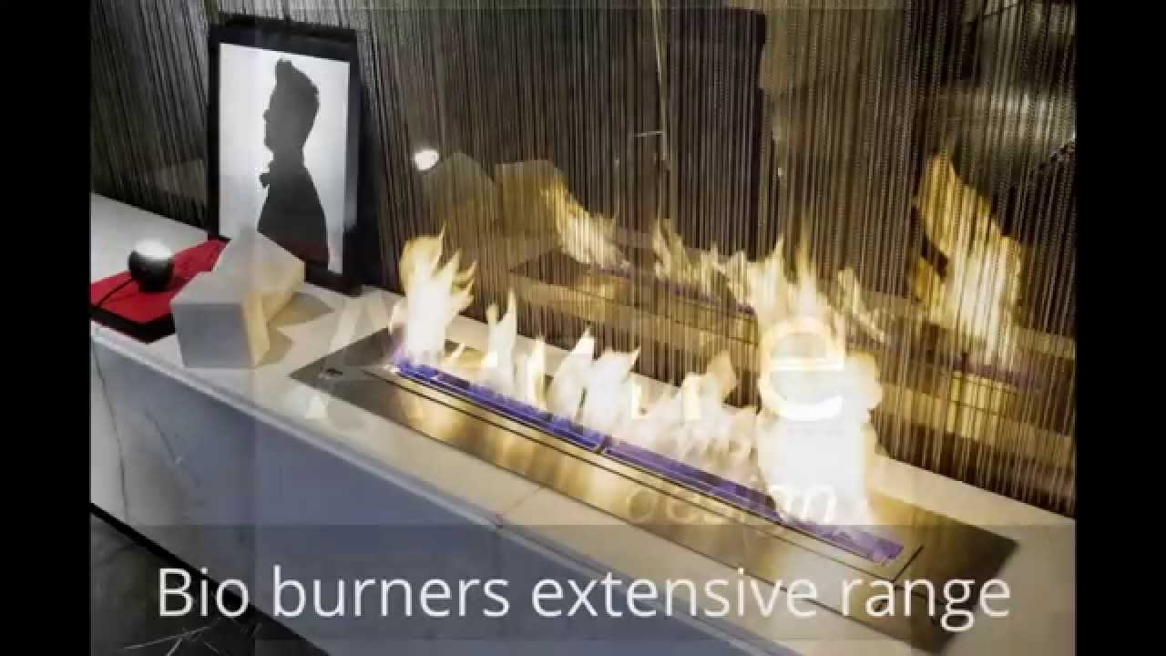 bio ethanol burner with remote control afire invent your vent free fireplace design youtube. Black Bedroom Furniture Sets. Home Design Ideas