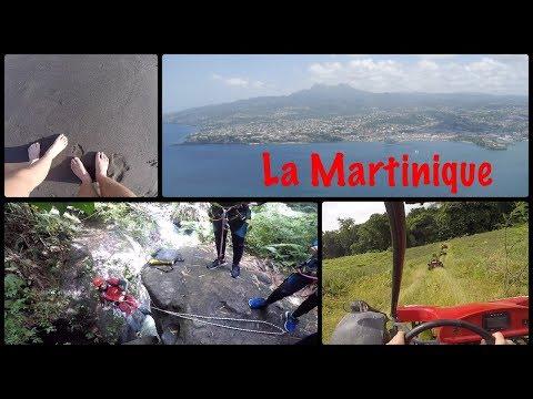 LA MARTINIQUE | CANYONING | BUGGY | JARDIN DE BALATA