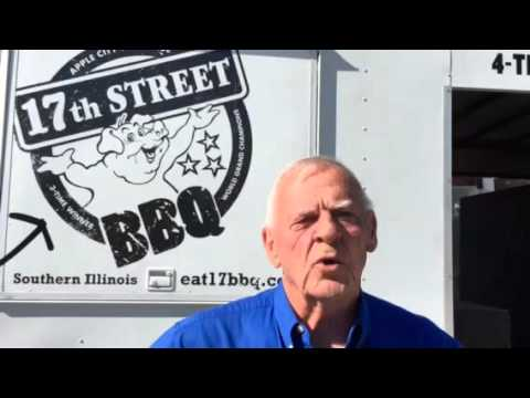 "Mike Mills Invites you to ""I Am BBQ"" The 2016 NBBQA Annual Conference & Exhibtion"