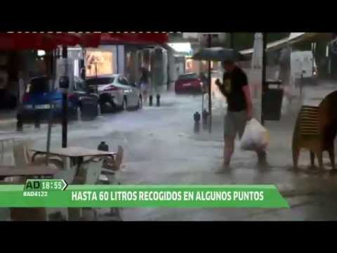 Atarfe en Andalucía directo, inundaciones