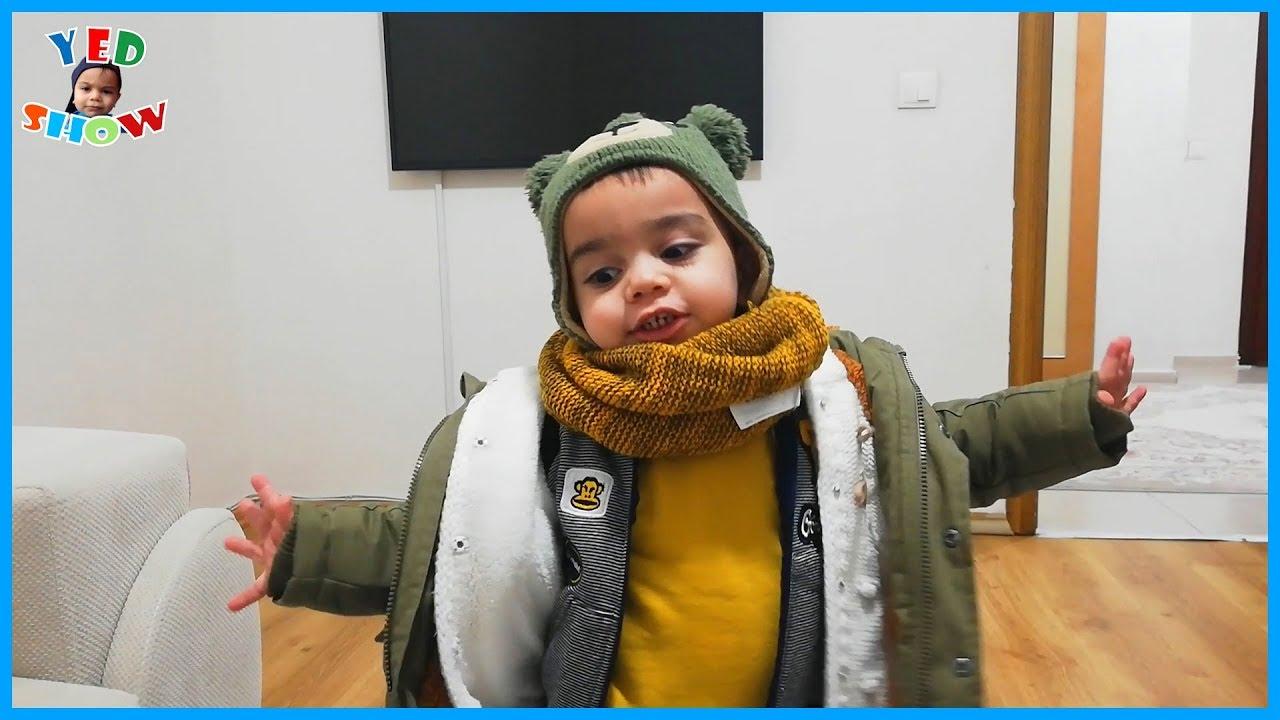 Download Yağız Parka Gitmek İçin Mont Giydi - Eğlenceli Çocuk Videosu