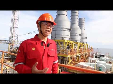Shell Gumusut Kakap  Boosting Malaysia's energy security