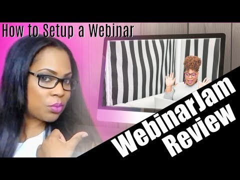 Webinar Jam Review - New Webinar Jam Features | Facebook Live Broadcasting