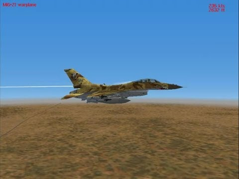 F-16 Aggressor - Morocco - Kenya - Madagascar - Mission escort Learjet and Hercules