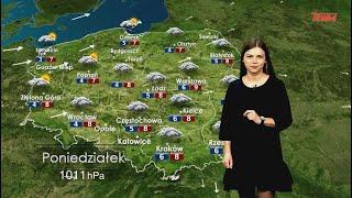 Prognoza pogody 17.03.2019