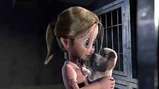 Llevame contigo (Take me home) cortometraje animado