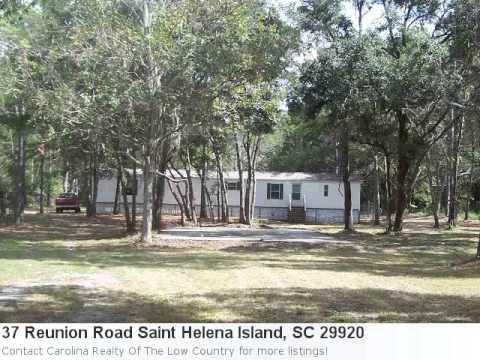 Real Estate Listings In Saint Helena Island, Sc - Mls# 13718