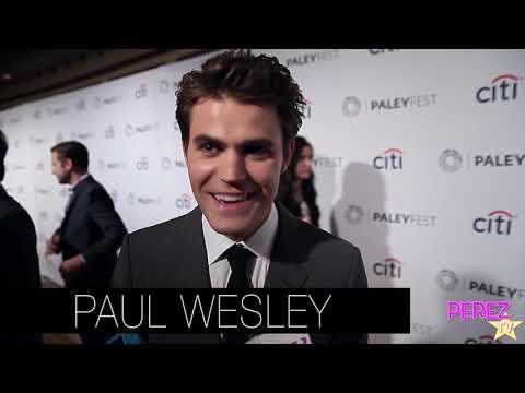 Nina Dobrev Shares Her Prank On Paul Wesley For His Directorial Debut!
