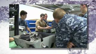 Becoming an EOD Tech and Navy Diver