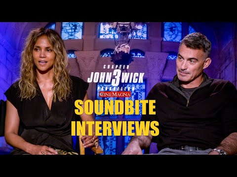 John Wick: Chapter 3 Parabellum Behind The Scenes Cast Interviews