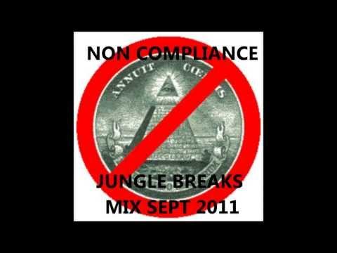 Non Compliance 140 Jungle Breaks Mix Sept 2011
