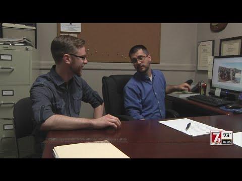 Spartanburg Methodist College professors interviewing veterans for new book