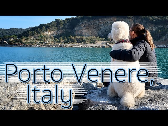 Walking Around Porto Venere, Italy