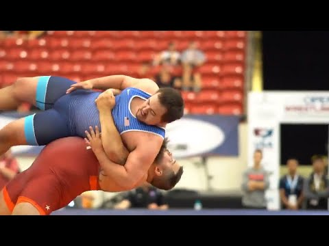 Robby Smith's 5-Point Throw At The US Open