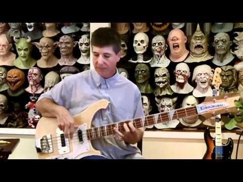 Cross-Eyed Mary Bass Cover