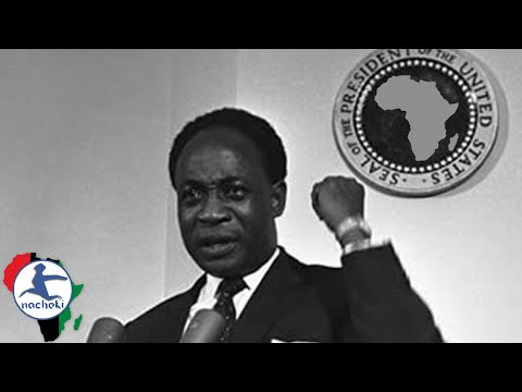 Rare Kwame Nkrumah Speech That Prophesied the Fall of a United Africa